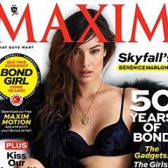 Skyfall (James Bond) : Bérénice Marlohe dégoûtée d'avoir raté Daniel Craig nu !