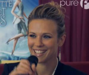 """Lorie nous livre ses impressions sur Clochette, son nouvel album """"Danse"""" et sa participation à Danse Avec Les Stars"""