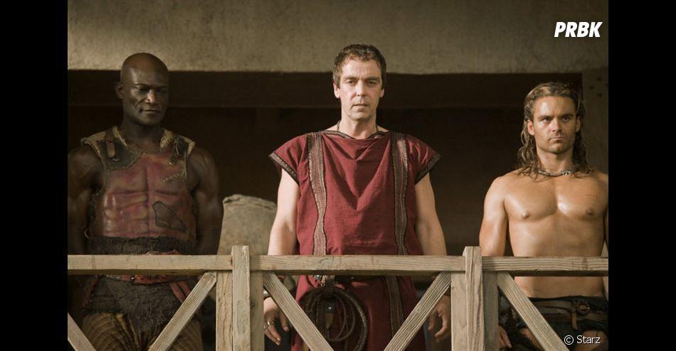 Spartacus : Les Dieux de l'arène comporte 6 épisodes