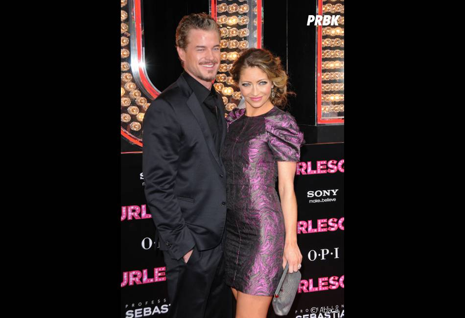 Eric Dane et sa femme lors d'une soirée