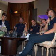 One Direction à Paris : ils ont kiffé leur passage chez nous !