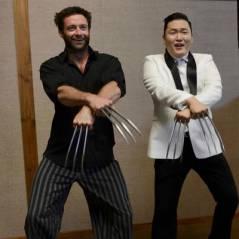 Gangnam Style : Psy fait danser Hugh Jackman en mode Wolverine (VIDEO)