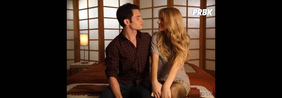 Dan et Serena mariés dans  Gossip Girl  ?