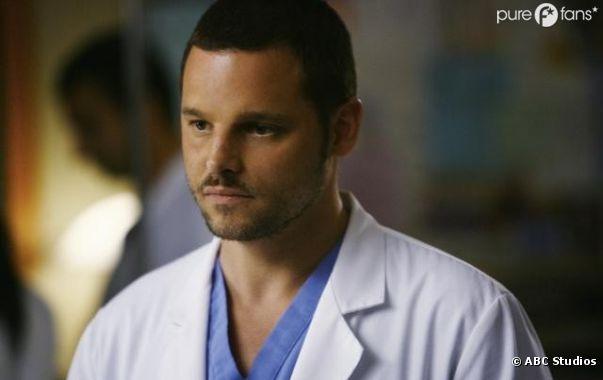 Alex se calme dans l'épisode 3 de la saison 9 de Grey's Anatomy