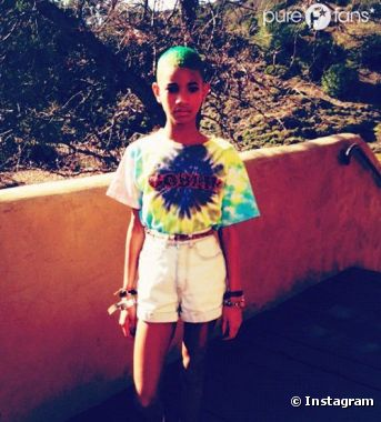 Willow n'a que 11 ans pourtant !