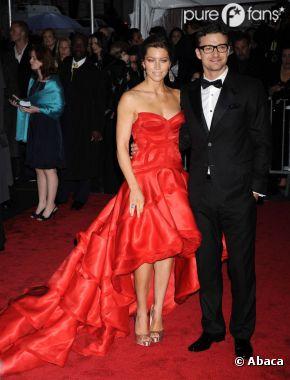 """Justin Timberlake et Jessica Biel se sont dit """"oui"""" !"""