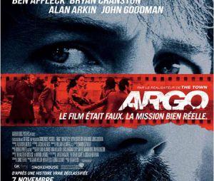 Argo sort au cinéma le 7 novembre prochain en France