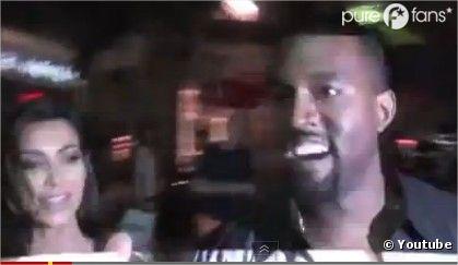 Kanye West : Etouffé par les paparazzis, il devient violent !