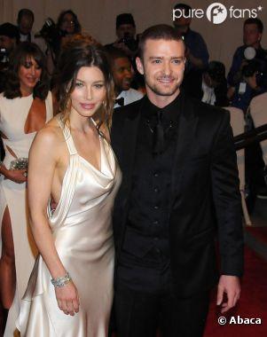 Justin Timberlake et Jessica Biel just married !