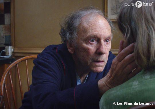 Amour de Michael Haneke numéro 1 des premières séances