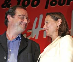 Ségolène Royal n'en veut pas à François Hollande