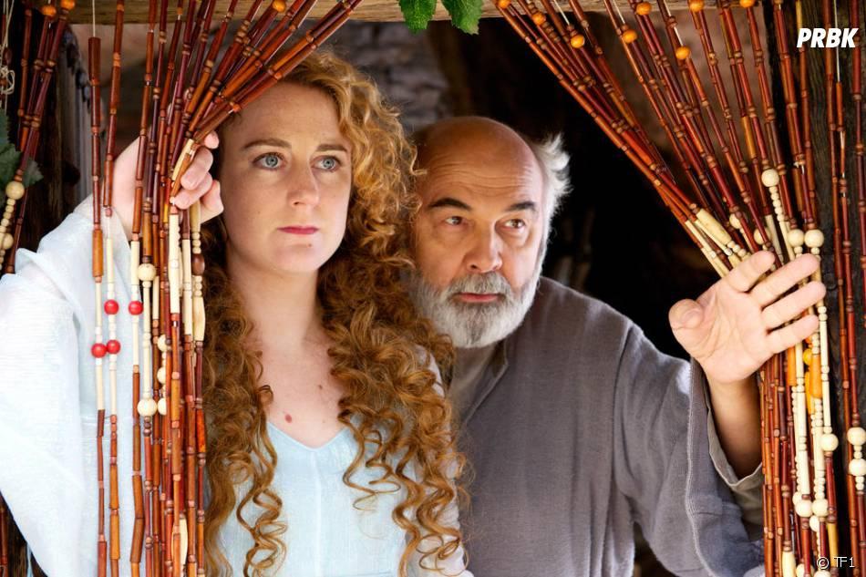 Merlin va tomber amoureux de Viviane