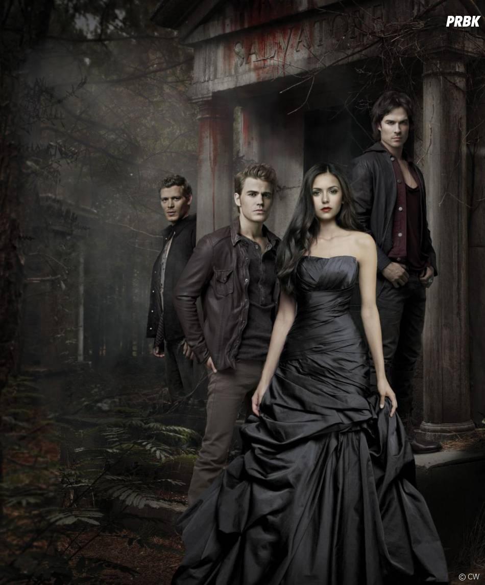 Qui ne va pas survivre à la saison 4 de Vampire Diaries ?