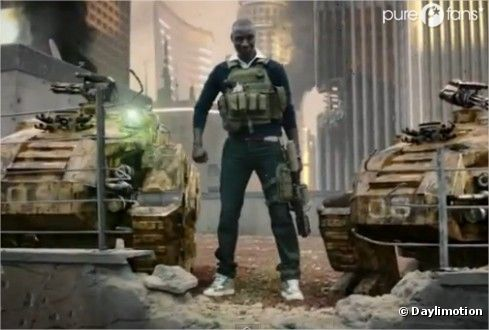 Omar Sy : Son apparition dans la pub' de Call Of Duty