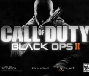 Omar Sy entre des machines de guerre... dans Call Of Duty : Blacks Ops 2