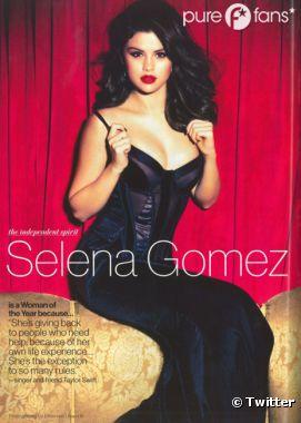 Selena Gomez n'a pas la poitrine refaite !