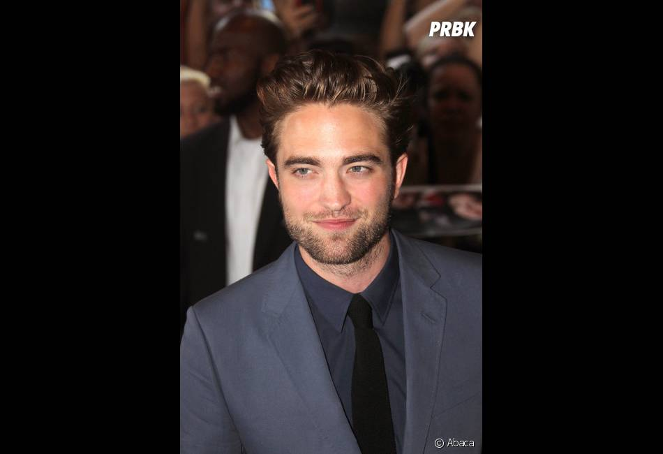 Robert Pattinson a un drôle de passe-temps...