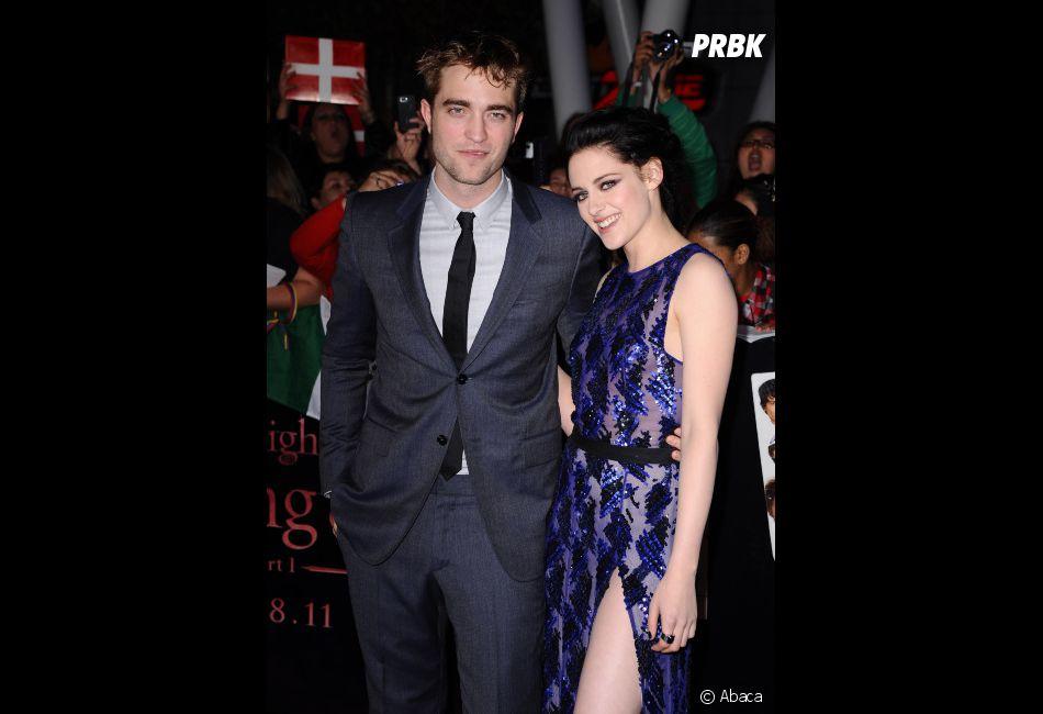Kristen Stewart et Robert Pattinson, toujours harcelés par les photographes