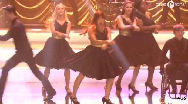 La chanson de Psy débarque dans Glee