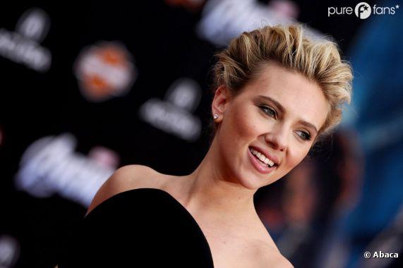 Scarlett Johansson, le fantasme de tous les mecs