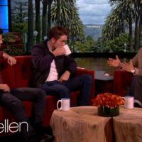 Twilight 5 : Robert Pattinson n'a (toujours) pas vu le film ! (VIDEO)