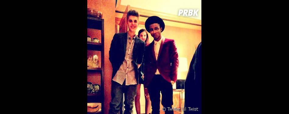 Justin Bieber a juste passé une soirée entre potes !
