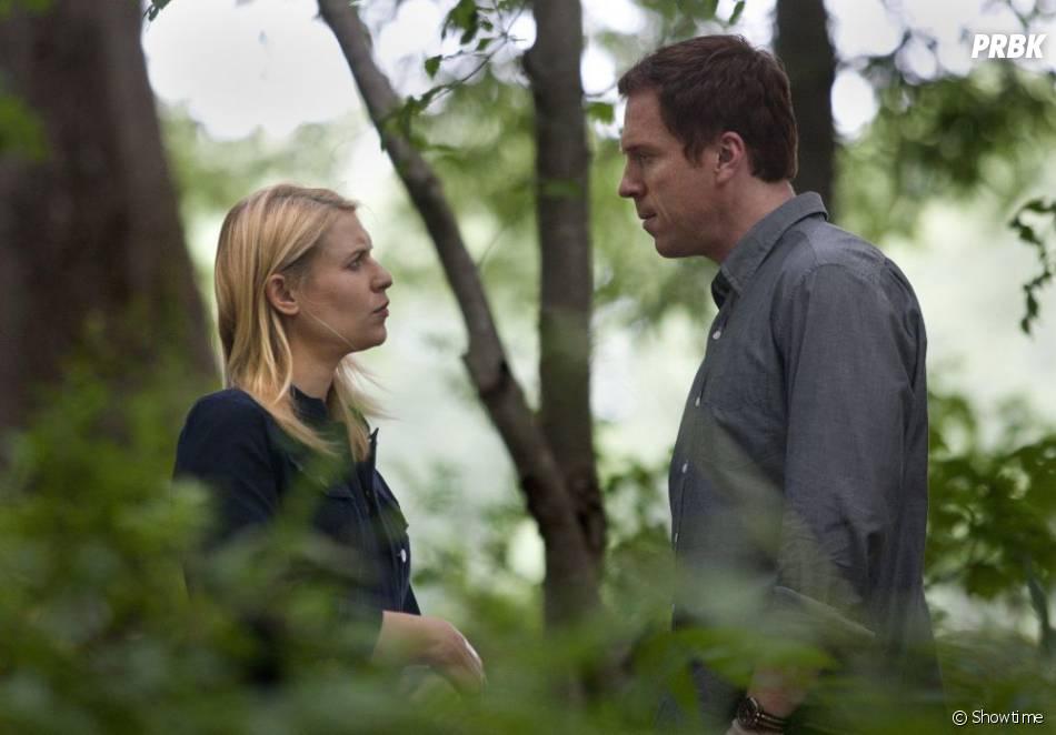 Brody et Carrie sont les héros du show