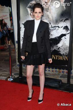 Kristen Stewart de retour dans Blanche-Neige et le chasseur ?