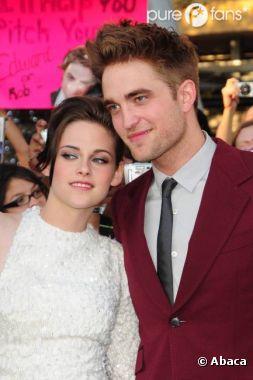 Robert Pattinson et Kristen Stewart vivent le grand amour !