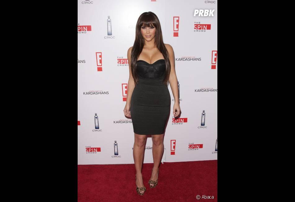 Kim Kardashian : Elle passe debant tout le monde dans la queue et part sans payer