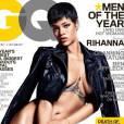 Rihanna, nue pour GQ !
