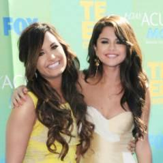 Demi Lovato : philosophique sur Twitter pour soutenir Selena Gomez