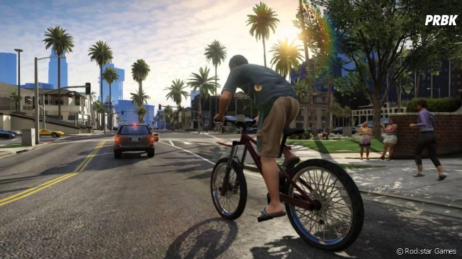 Un peu de vélo pour changer des voitures
