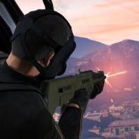 GTA 5 : les personnages en action sur de nouvelles photos ultra badass ! (PHOTOS)