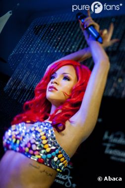 Rihanna : Sa nouvelle statue de cire entre au musée Madame Tussaud à Los Angeles