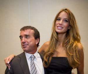 Arnaud Lagardère et Jade Foret, un couple pas franchement pudique