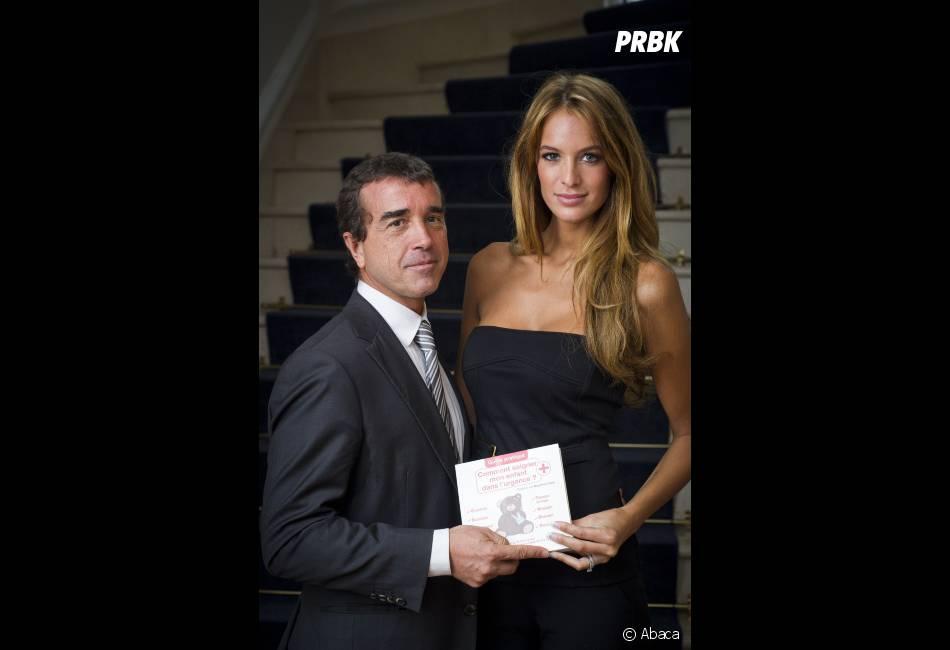 Arnaud Lagardère et Jade Foret, accro aux surnoms ridicules