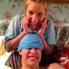 Glee saison 4 : Sam et Brittany encore plus proches... et on sait pourquoi ! (PHOTOS)
