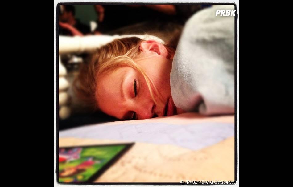 Brittany fait la sieste !