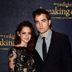 Kristen Stewart : combi sexy et jean/baskets, mélange de styles pour l'avant-première de Twilight à Londres (PHOTOS)