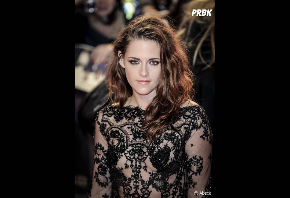 Kristen Stewart, super hot pour la promo de Twilight