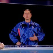 "Guignols : Zlatan Ibrahimovic ""zlatane"" encore tout le monde ! (VIDEO)"