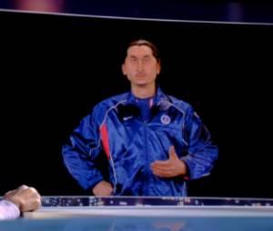 "Zlatan Ibrahivovic va ""zlataner"" tout le monde !"