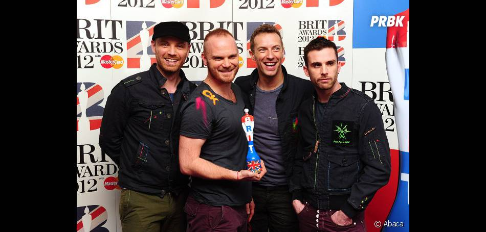 Coldplay s'invite dans votre salon !
