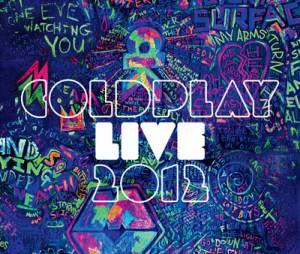 Coldplay, le DVD Live 2012 dispo dans les bacs