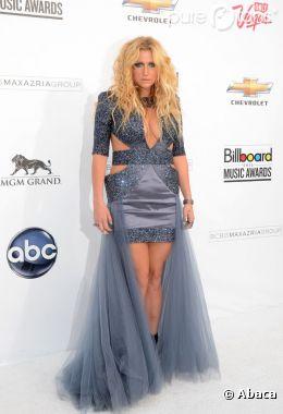 Kesha est chaude comme la braise !