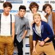 One Direction, le boys band préféré des stars