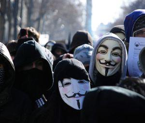 Les Anonymous peuvent être contents