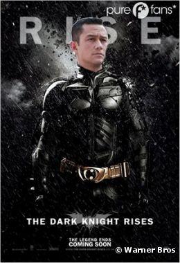 Joseph Gordon-Levitt bientôt Batman ?