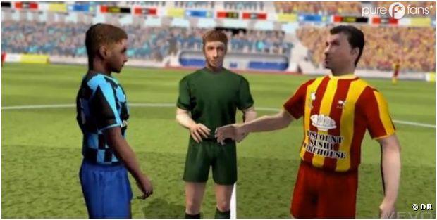 Hot Chip à la sauce FIFA dans son dernier clip